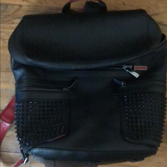 "815aad32e5d MENS ""Christian louboutain"" BACKPACK"